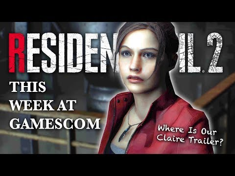 What To Expect From Resident Evil 2 Remake At Gamescom | Trailer? Claire? Ada?