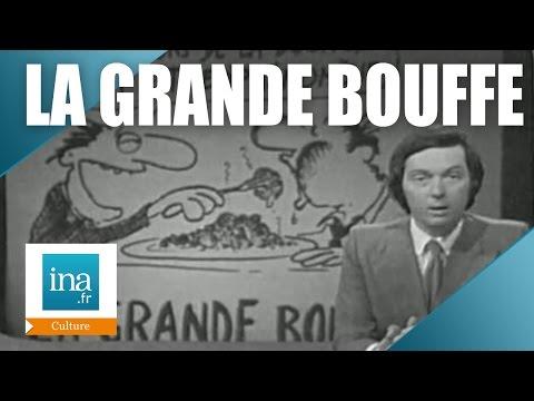 La Grande Bouffe, le scandale au Festival de Cannes  Archive INA