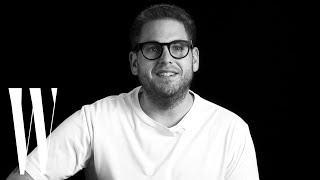 Jonah Hill on His Favorite Song and Which SATC Character He Is | W Magazine
