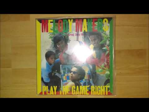 Ziggy Marley and the Melody Makers - Play the Game right