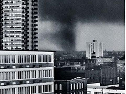 Tornado Anniversary from CNN 2005 - Fredricka Whitfield and Daniel Wilson