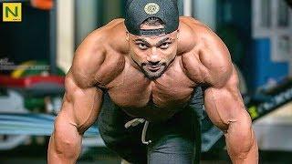 アラブの怪物。圧倒的な筋肉量と身体能力【筋トレ】