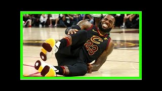 LeBron James injury update: Cavs star (leg) focused on treatment, sleep ahead of Game 7