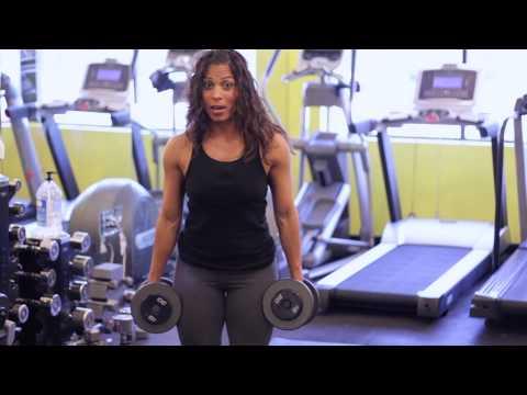 Rolling Shoulder Shrugs : Strength & Fitness Tips
