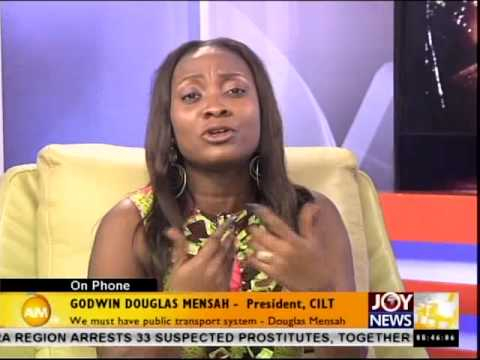 Ghana's Transport Sector - AM Show (30-10-14)
