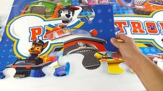 PAW Patrol BIG Giant Puzzle!