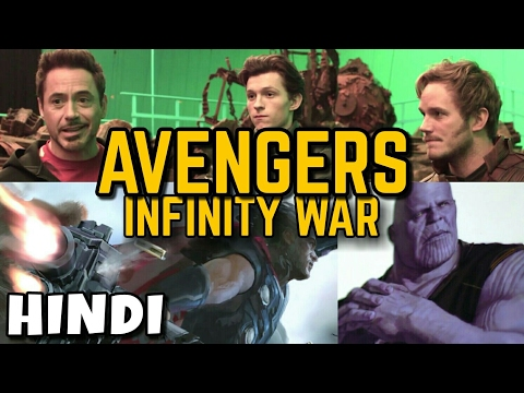 Avengers Infinity War Teaser Review in Hindi | Marvel India
