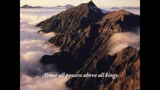 Above all - Michael W Smith lyrics