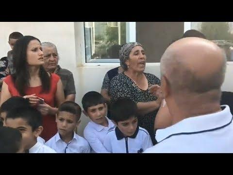 Армения. Дети езидов  лишены возможности ходить в школу .