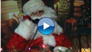 Video Chat With Santa | Live Phone Call With Santa Claus(www.VideoChatWithSanta.com. Two children having fun talking to Santa Claus live at the north pole. Live Santa Cam shows live video feed of Santa Claus and ..., 2013-12-04T22:28:10.000Z)