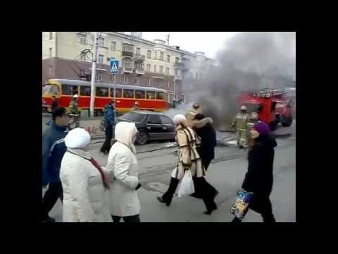 Подборка аварий в Барнауле от Barnaul 22 / 2015