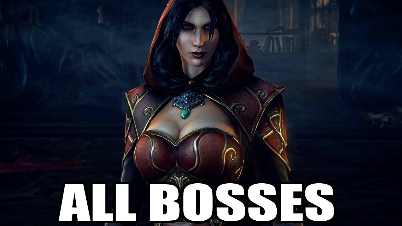 Download Castlevania: Lords of Shadow 2 - All Bosses (With Cutscenes) HD 1080p60 PC
