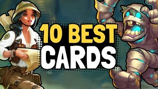 The 10 BEST CARDS in Saviors of Uldum | Hearthstone