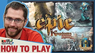 Tiny Epic Kingdoms (2nd Edition) - How To Play