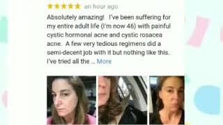 Skin care by Mayumi, Beauty Within Skin Care, LLC review slideshow.  セラピスト・エステレビューを使った紹介ビデオ例