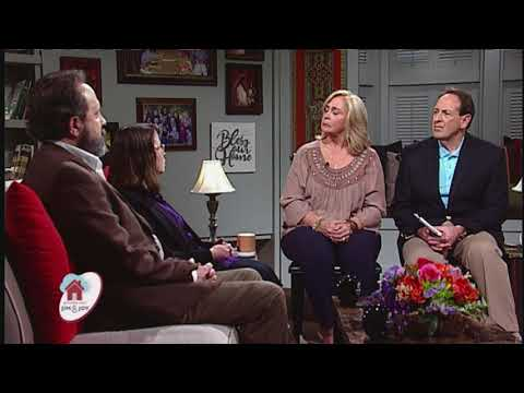 At Home With Jim And Joy - 2018-02-19 - Dan Burke And Connie Rossini