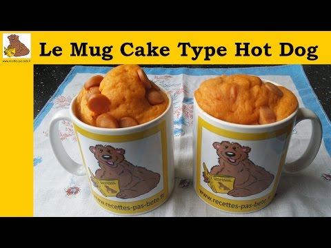 mug-cake-hot-dog-(recette-rapide-et-facile)