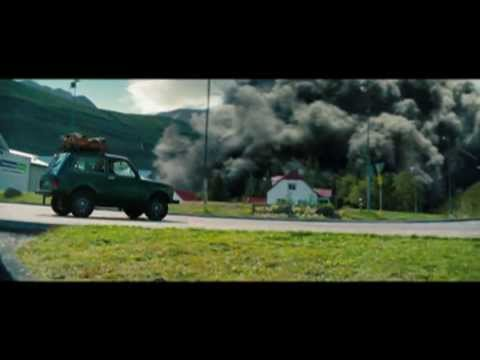 """The Secret Life of Walter Mitty:  """"Eruption""""  [HD]"""