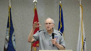 Col.  Daniel Doughty Speach @ Vietnam Veterans Day 3/30/2019