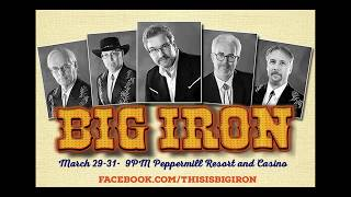 Oh, Lonesome Me  - Big Iron at The Peppermill   Reno