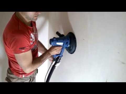 Шлифовальная машинка для стен и потолков
