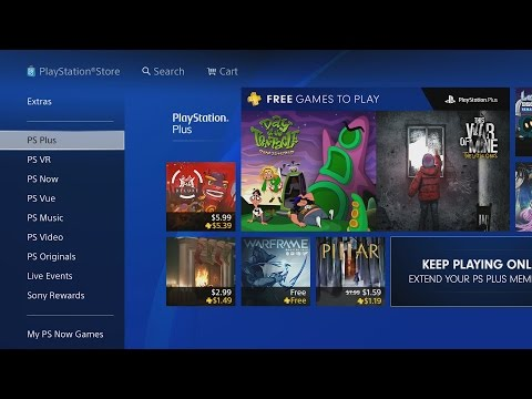 What is PlayStation Plus? (PS PLUS FEATURES)