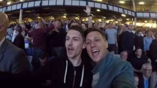 Tony Bellew fight at Goodison Park