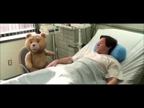 Ted 2 - John tricks Ted, Tami Lynn, and Sam in the hospital