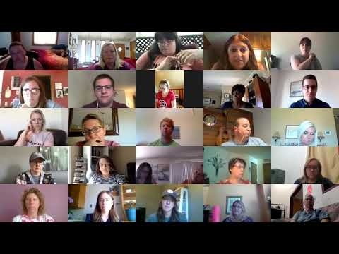July 17th - Zoom meeting Video & Chat