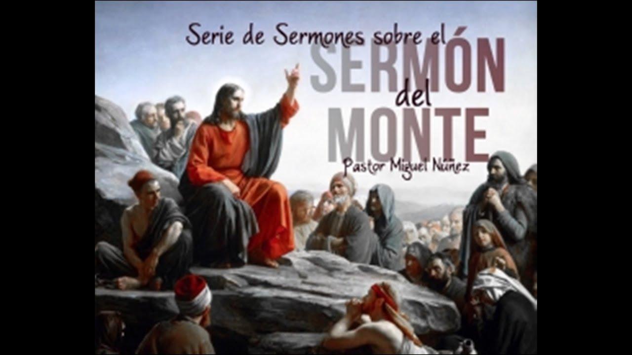 MIGUEL NÚÑEZ-EL SERMÓN DEL MONTE 17/35-La hipocresía - YouTube