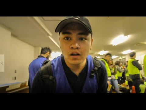 JAPAN'S LARGEST WHOLESALE FISH MARKET - TSUKIJI