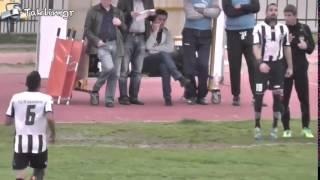 SERAFEIM ZIU KALAMATA VS PANARGEIAKOS 0 - 1