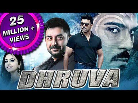 Download Dhruva Full Action Hindi Dubbed Movie In HD Quality   Ram Charan, Rakul Preet Singh, Arvind Swamy