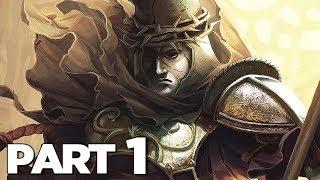 BLASPHEMOUS Walkthrough Gameplay Part 1 - INTRO (FULL GAME)