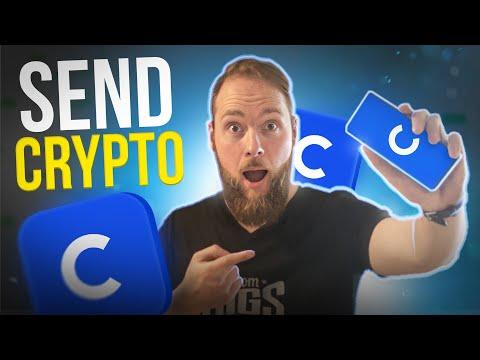 How To Send Crypto From Coinbase To Coinbase Pro | Coinbase Tutorial