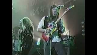 Hakuei(singer from Penicillin) - Live on December 31st, 1996 1/2