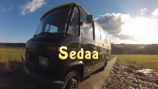 The BUS SESSIONS - My Beautiful Sorrel by Sedaa