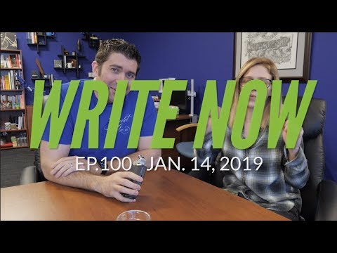 Write Now - Ep.100: What the GPC Team is Writing With!