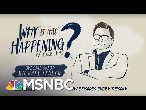 Chris Hayes Podcast With Michael Tesler | Why Is This Happening? - Ep 27 | MSNBC