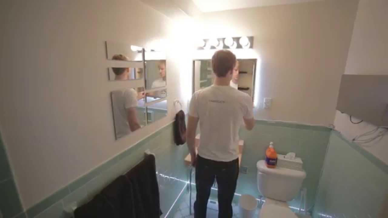 Smart Bathroom smart bathroom showcase - youtube
