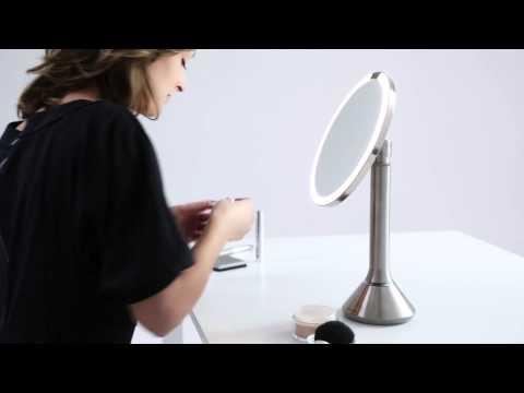 Simplehuman 5X Sensor Vanity Mirror at Bed Bath & Beyond