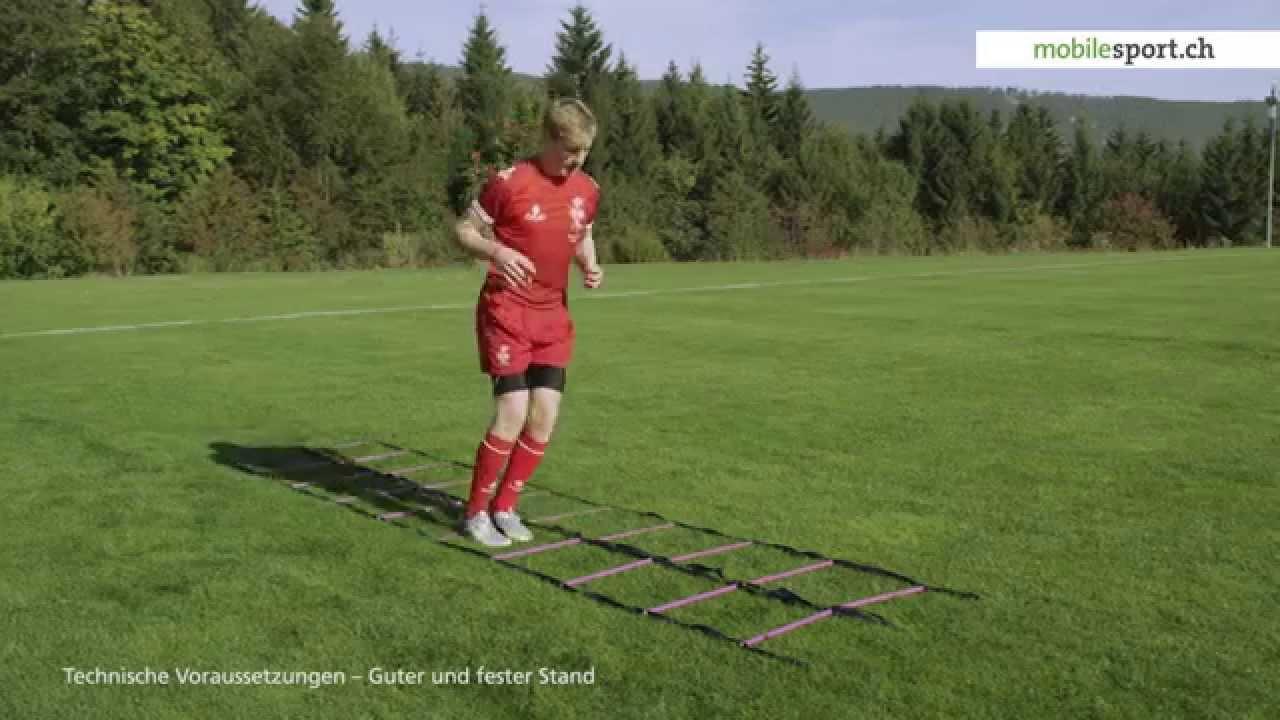 Rugby – Technische Voraussetzungen: Guter und fester Stand