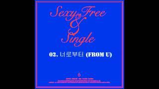 [MP3 DL] Super junior (슈퍼주니어) - 02. 너로부터 (From U).