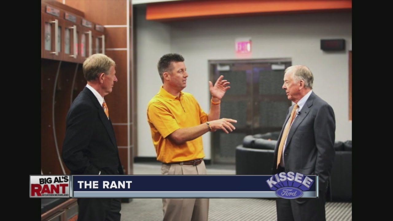 Rant: What's going on with Mike Gundy and T. Boone Pickens ...