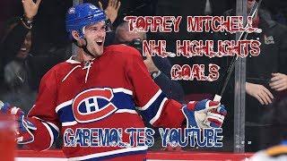 Torrey Mitchell #17 NHL Highlights Goals