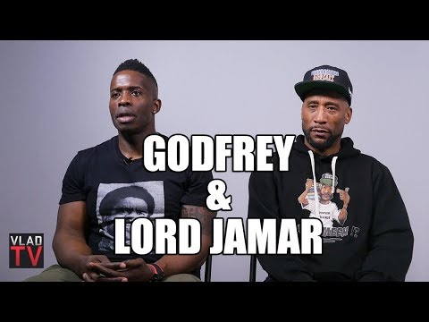Godfrey and Lord Jamar Laugh at IG Models Getting Audited by the IRS  (Part 7)