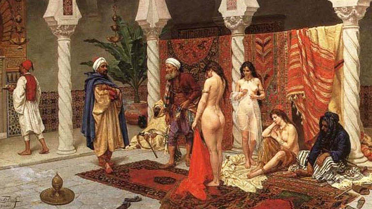 100 tableaux de Harem par 45 artistes. De François Boucher à ...