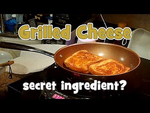 Kids Cooking Secret Grilled Cheese //\\ Fulltime RV Family Living Coast 2 Coast