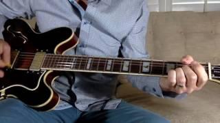 Me In Honey guitar cover R.E.M.