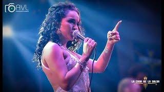 Dicen Que Soy - Daniela Darcourt & Orquesta (Lanzamiento Oficial) - Casa De La Salsa 2018